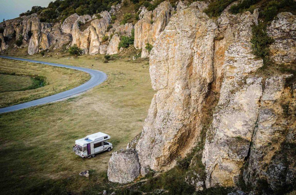 Que ver en Andalucía en autocaravana o camper