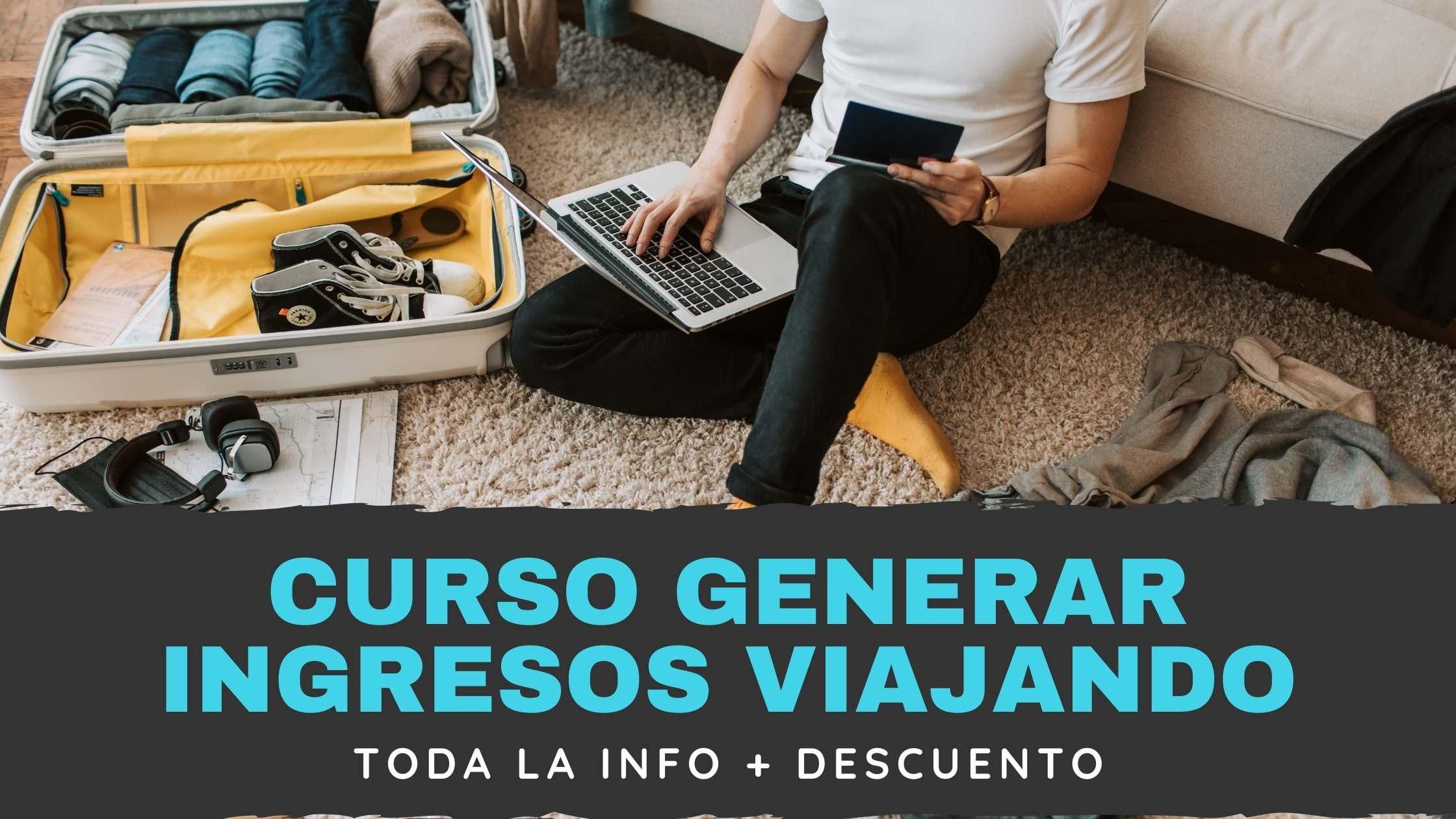 curso generar ingresos online info descuento