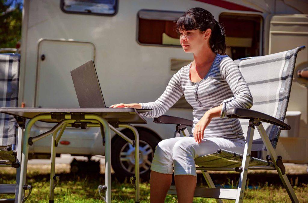Hacienda ingresos y alquilar tu autocaravana o furgoneta camper