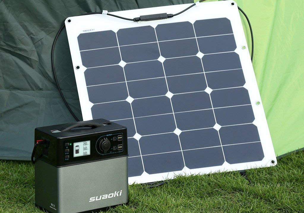 bateria portatil carga solar